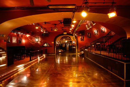 salsa club berlin Odsherred