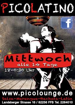 salsa in deutschland salsa club 39 pico latino 39 in f rstenfeldbruck. Black Bedroom Furniture Sets. Home Design Ideas