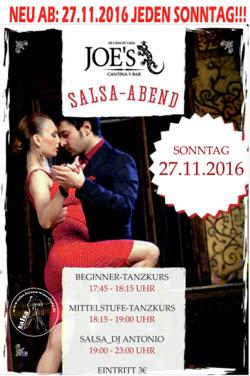 salsa in deutschland salsa club 39 joe 39 s cantina y bar 39 in w rzburg. Black Bedroom Furniture Sets. Home Design Ideas